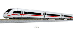 """KATO N SCALE K-ICE4-ZIMO 12 UNIT ICE TRAIN FACTORY INSTALLED """"ZIMO"""" DCC & SOUND"""