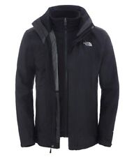 The North Face Uomo Parka con cappuccio Evolution II Triclimatite S