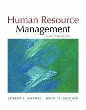 Human Resource Management, 13th Edition, Jackson, John H., Mathis, Robert L., Ac