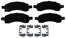 Disc Brake Pad Set-Ceramic Disc Brake Pad Front ACDelco Advantage 14D1169ACH