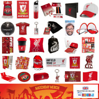 Liverpool Football Club Official FC Merchandise BIRTHDAY CHRISTMAS GIFT IDEA