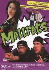 Mallrats (DVD, 2003) regions 2,4,5