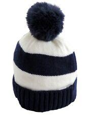 Cappello Neonato Invernale con Pon Pon 0 - 12 mesi berretto inverno Blu a8f7377fa9ad