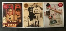"""MLB 14 x 11 Posters Lot - Stan """"The Man"""" Ty Cobb, Babe Ruth, Lou Gehrig & More"""