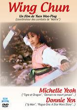 DVD Wing Chun - Yuen Woo-Ping / Michelle Yeoh / Donnie Yen