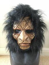 Horror Halloween Caveman Scars Latex Maak