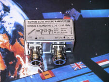 Low noise amplifier LNA 4M 70 MHZ  NF 0.6dB 60 80 MHz VHF Japan Radio Frequency