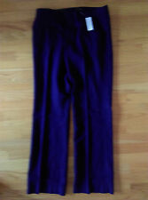 BANANA REPUBLIC FACTORY MARTIN-FIT LINEN/COTTON TAILORED TROUSER SIZE 8 NWT
