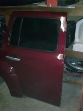 2006-11 CHEVY HHR OEM PASSENGER SIDE REAR DOOR RH RIGHT R Sport Red Metallic
