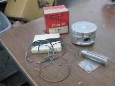 NOS Cycle Craft 0.25mm 1st O/S Piston Kit Set Yamaha 225 225cc PK153 15885