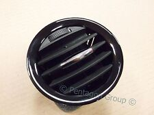New Genuine Vauxhall Corsa D Gloss Black Centre / Outer Heater Air Vent 13417362