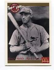 Chick Hafey Baseball Card 11 St. Louis Cardinals 1892-1992 All-Time Team