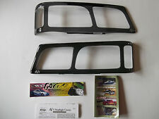 2003 thru 2004 Chevrolet  Silverado Pick-up  2003-04 AVS Headlight Accents
