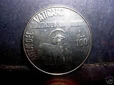 VATICANO Giovanni Paolo II 100 Lire 1984  FDC (UNC)
