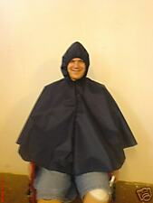 waterproof wheelchair / mobility scooter- rain cape / poncho / cover