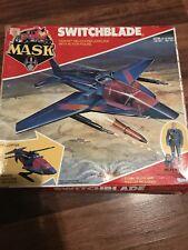 Mask Switchblade Kenner Complete Box Miles Mayhem