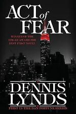 Act of Fear: #1 in the Edgar Award-Winning Dan Fortune Mystery Series (Paperback