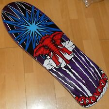 PrimeWood Mike Vallely 'World Industries' Elephant On The Edge Skateboard Deck R