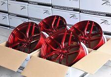 Z-Performance ZP2.1 Candy Red 9,5x20 + 11x20 Zoll für BMW M3 F80 / M4 F82