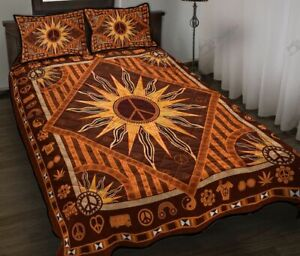 Hippie Quilt Bed Set DA867