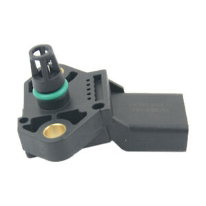 New Manifold Air Pressure MAP Sensor For AUDI TT A4 A6 A3 VW PASSAT JETTA GOLF
