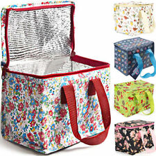 Sass & Belle Fabric Insulated Lunch Bags
