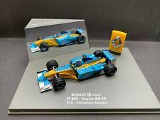 Universal Hobbies - Fernando Alonso - Renault - RS23 - 1:43 - 2003
