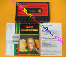 MC LOUIS ARMSTRONG The entertainers 1986 italy ENT MC 13007 no cd lp dvd vhs