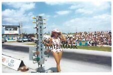 "1970s Drag Racing-""Miss Winston""-Mitzi Richards-1975 IHRA Gateway Nationals-SLIR"