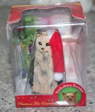 Yorkshire Terrier Dog American Canine Assoc Collectors Christmas Tree Ornament