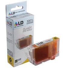 LD 6387B002 CLI-42Y Yellow Ink Cartridge for Canon Printer