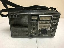 VINTAGE PANASONIC RF-2200-8-BAND SHORTWAVE-AM-FM RADIO Untested Lots Of Wear a3f