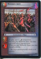 Lord Of The Rings CCG Foil Card SoG 8.R91 Rohirrim Army