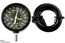 Carburetor Valve Fuel Pump Pressure and Vacuum Tester Gauge Test Tool Kit
