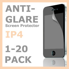 Matte LCD Screen Protector Anti Glare Film Guard Cover for Apple iPhone 4S 4G 4