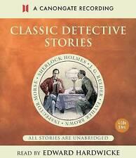 Classic Detective Stories by Canongate Books Ltd (CD-Audio, 2005)