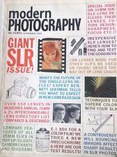 Modern Photography Magazine Giant GLR special September 1961 082617nonrh