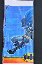 Batman Plastic Tablecover Party Tablecloth Tableware 120 X 180cm Heroes