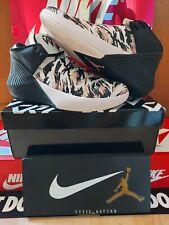 "Nike Air Jordan Ltd-Edition Zero 1 ""Why Not"" - Low - UK 7.5 - Euro 42 - Camo/New"