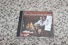 The Christmas Song by Nat King Cole (CD, 1986, Capitol) NEW SEALED