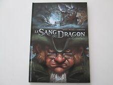 LE SANG DU DRAGON T4 REEDITION TBE/TTBE L'ENCHANTEUR IWERET DD1