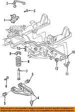 FORD OEM Lower Control Arm-Front-Adjust Cam F65Z3B236CD