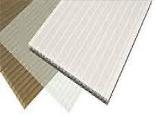 Polycarbonate Sheets Standard Rectangles 10mm Width 1800mm Length 3500mm Bronze