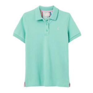 Joules Pippa Polo Shirt - Fresh Green - RRP £29.95