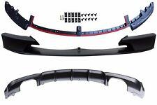 M-TECH,M SPORT BUMPER Front & Rear Lip Spoiler(--00--00--) For BMW F30 3-Series