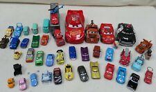 44 Disney Pixar Cars Lighting McQueen Diecast Collection Vehicles Bundle