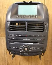 Sterio Cd Player Ford Falcon Fg 2009