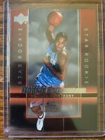 2003-04 Upper Deck Carmelo Anthony  Rookie Exclusive