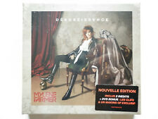 Mylene Farmer cd album digipack Désobéissance nouvelle édition inclus 2 inédits