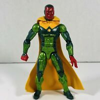 """Vision Marvel Legends 6"""" Action Figure With Cape - Avengers MCU Infinity"""